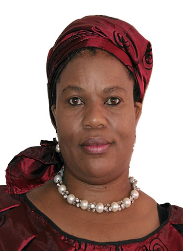 Acting ANC North West secretary and speaker of the provincial legislature Suzan Dantjie.
