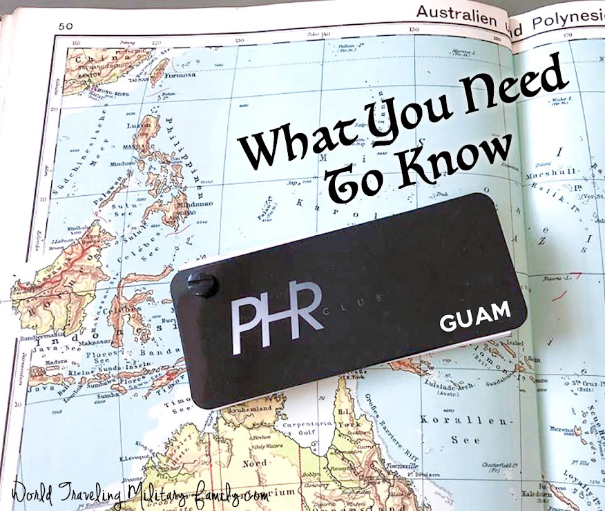 PHR Club Guam - What You Need to Know