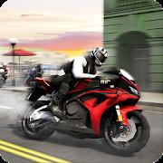 Motorradrennfahrer 2018
