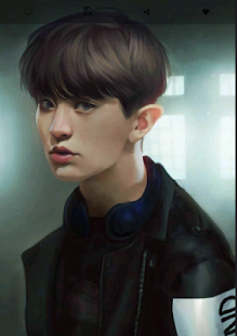 Chanyeol EXO Wallpapers HD - náhled