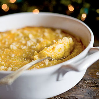 Colonial Corn Pudding.