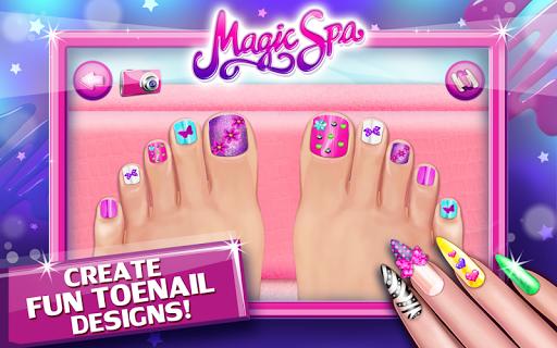 Nail Salon & Toenail Magic Spa