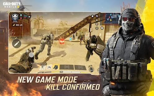 Hack Game Call of Duty Mobile - Garena apk free
