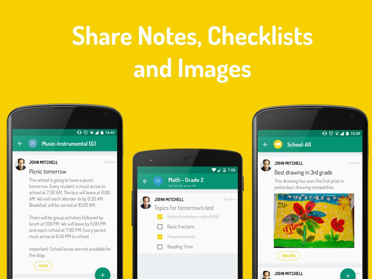 Uolo Notes - Instant Messaging- screenshot