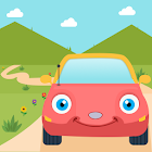 Baby Car Game icon