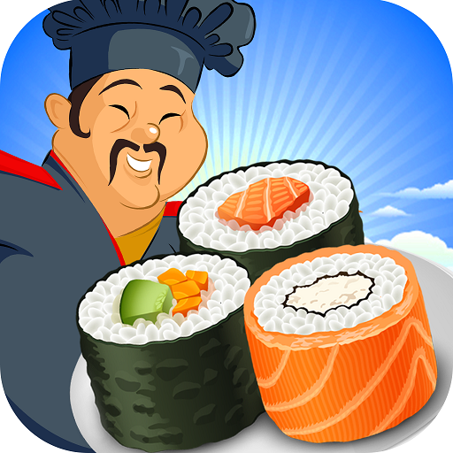 Food Court Fever: Sushi Chef