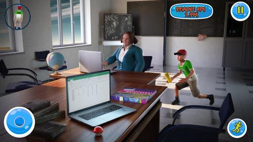 Hello Scary School Teacher 3D u2013 Spooky Games 1.0.0 screenshots 9