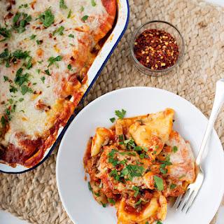 Ravioli Lasagna