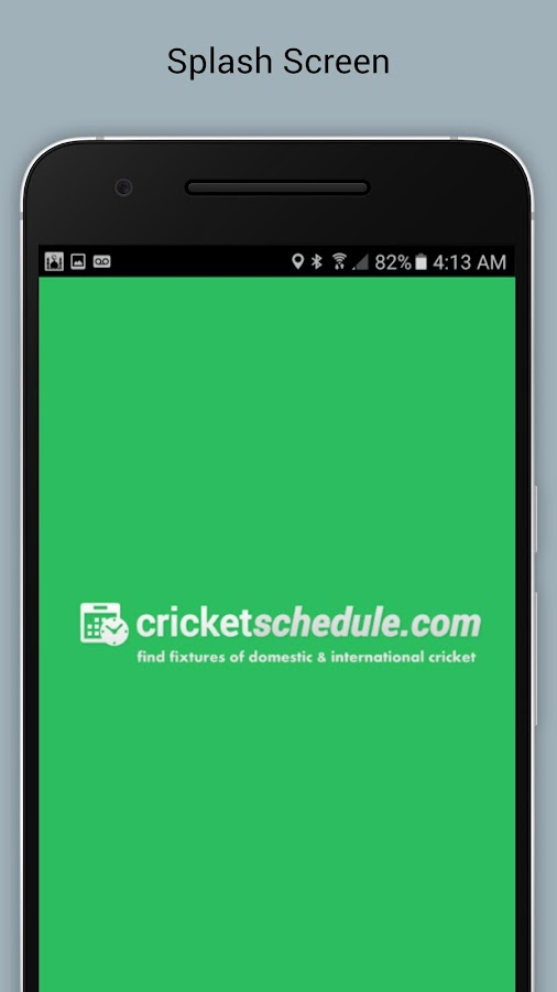 Cricket Schedule 2017- screenshot