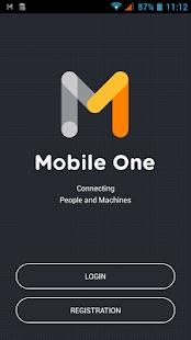 M1 Messenger - náhled