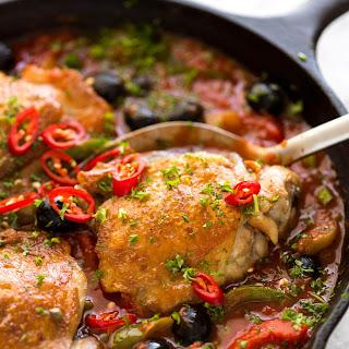 Spicy Italian Chicken Recipes.