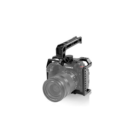 Panasonic Lumix S1R,S1,S1H cage, top handle