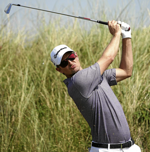 Justin Rose. Picture: REUTERS