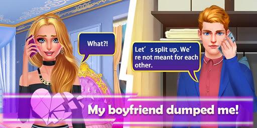 Mon histoire de rupture ❤ Interactive Love Games  captures d'écran 2