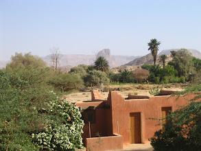 Photo: View from the Gite Saharaieen.