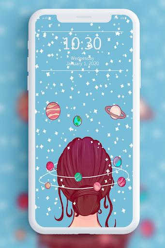 Girly Wallpaper 1.0 screenshots 3