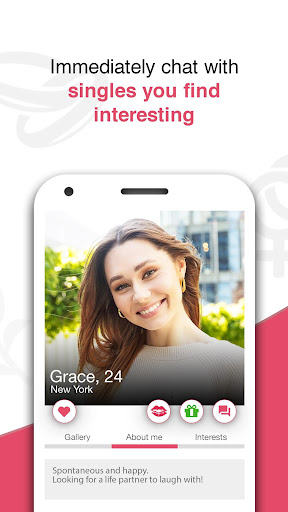 iDates - Chat, Flirt with Singles & Fall in Love 5.2.3 (Quattro) Apk for Android 4