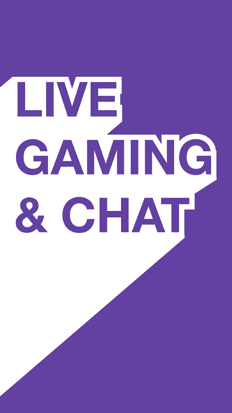 Twitch: Livestream Multiplayer Games & Esports v7.7.2 [AdFree]