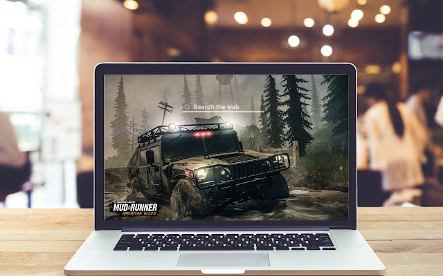 Mudrunner HD Wallpapers Game Theme