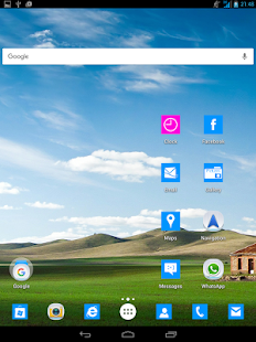 App 10 Theme and Launcher APK for Windows Phone