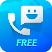 Free global Phone Calls App - free texting SMS