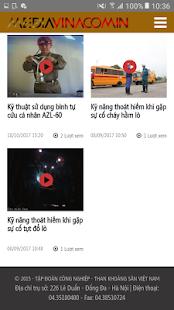 Media Vinacomin - náhled
