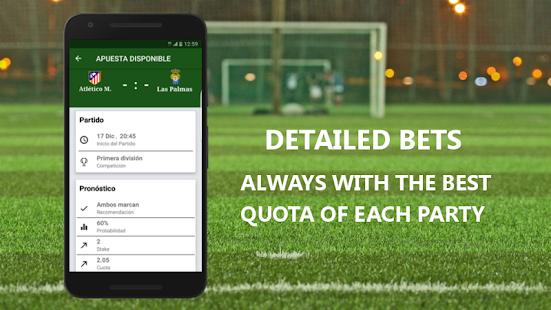 App Football bets APK for Windows Phone