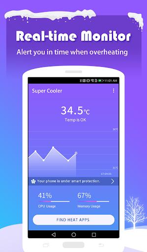 Super Cooler - CPU Cooler & Memory Cleaner 1.06.00.15 app download 1