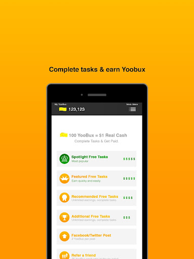 YooLotto: make money everyday! 9.2 screenshots 7