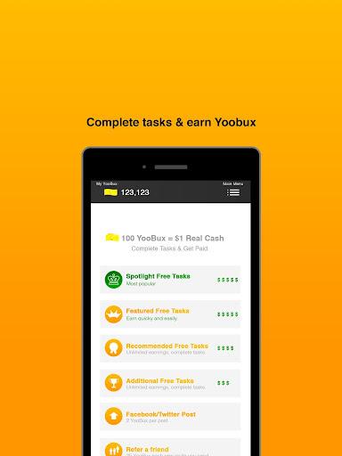YooLotto: make money everyday!  screenshots 7