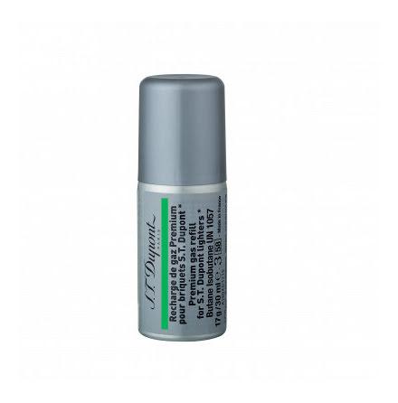 S.T.Dupont Gas Grön flaska