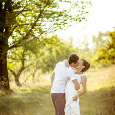 Wedding photographer Irina Vonsovich (clover). Photo of 11.09.2014