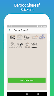 Download Islamic Stickers WAStickers 2018 For PC Windows and Mac apk screenshot 5