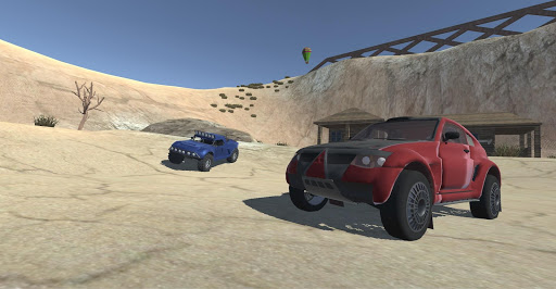 Off-Road Desert Edition 4x4 3.3 Mod screenshots 5
