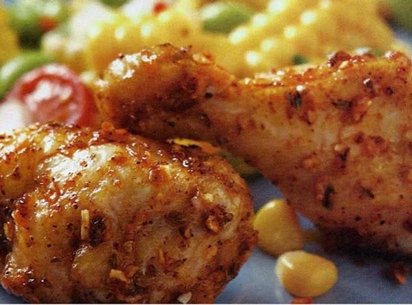 Fiesta Chicken Drummettes Recipe