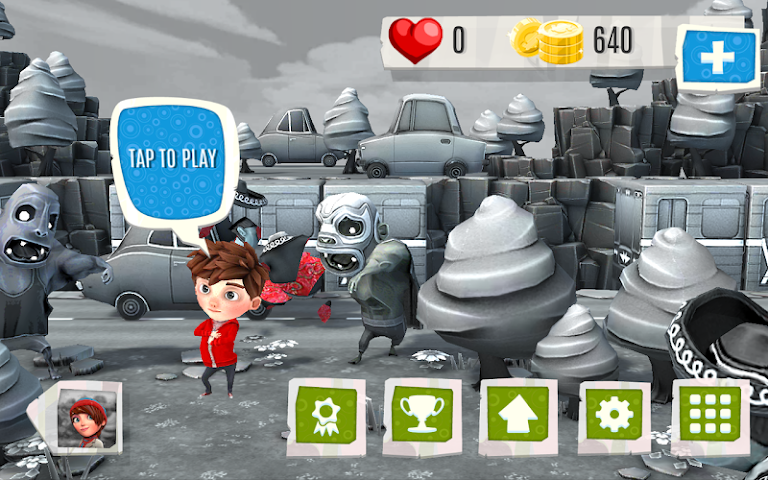 android Watch out Zombies! Screenshot 0