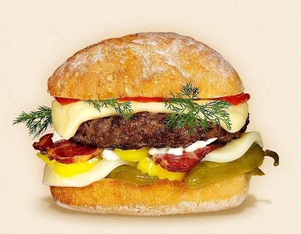 Firehouse Burger Casserole? Recipe