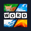 4 pics 1 word New 2020 - Guess the word! icon