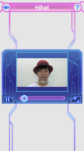 Human Beat Box Lesson screenshot