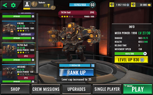 Robots Battle Arena screenshot 11