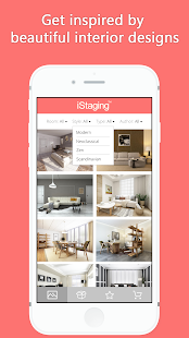 iStaging - Interior Design Screenshot 4