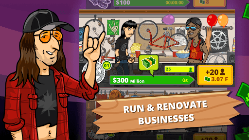 Fubar: Just Give'r - Idle Party Tycoon 2.1.12 screenshots 6