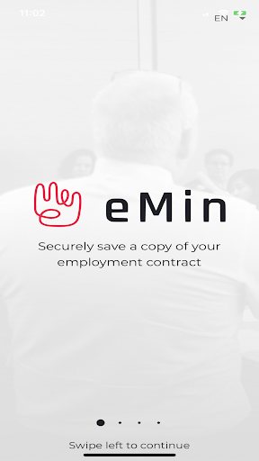 Screenshot for eMin Employee in United States Play Store