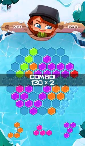 Hexa Block! 1.0.0 screenshots 2