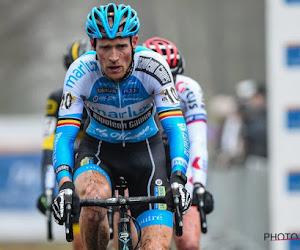VIDEO: Op deze wel erg opvallende manier bereidt Klaas Vantornout zich voor op nieuwe seizoen