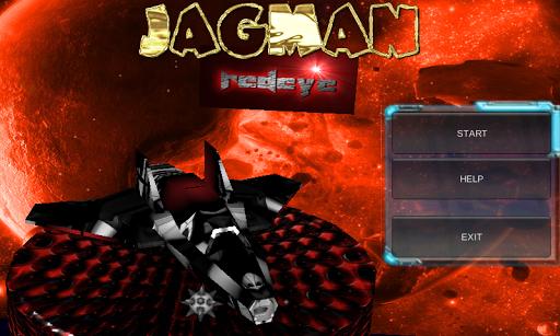 JagMan RedEye