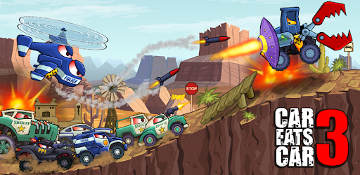 Приложения в Google Play – Car Eats Car 3 - Evil Cars
