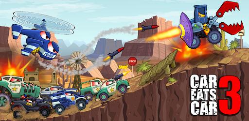 Car Eats Car 3 – Racing Game for PC