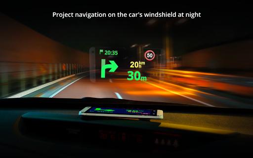 GPS Navigation - Drive with Voice, Maps & Traffic screenshot 12