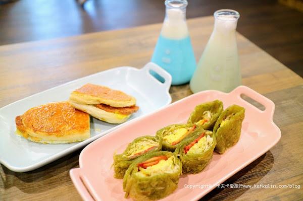 日暮晴蔬食早午餐